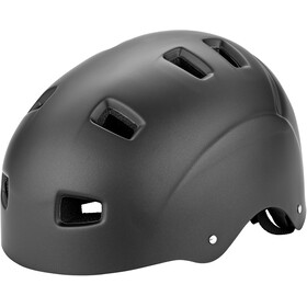 KED 5Forty Helm Kinder black matt